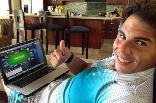 Rafael Nadal y sus torneos en PokerStars 0001