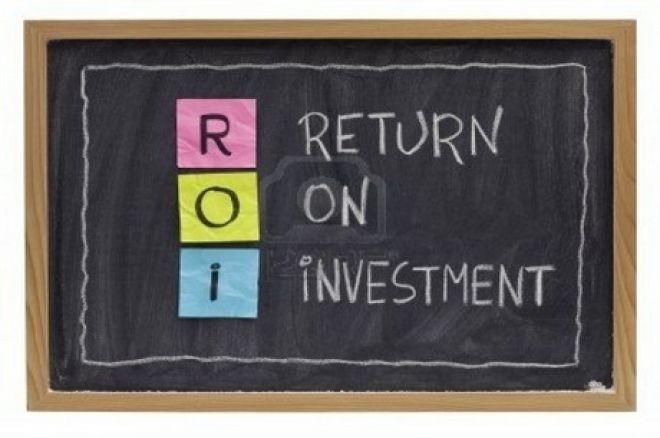 Return on investment - Pokerowe portfolio 0001