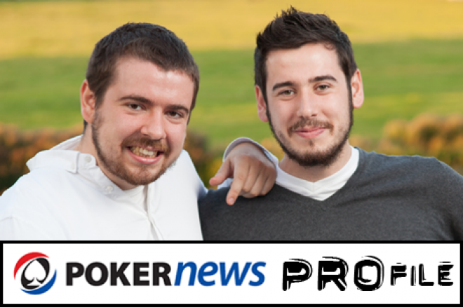 PokerNews PROfile: Zeus-Jan en Freerk Post