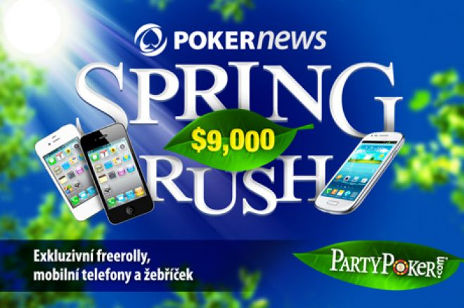 Vyhrajte některou z luxusních cen v akci PokerNews PartyPoker $9k Spring Rush 0001