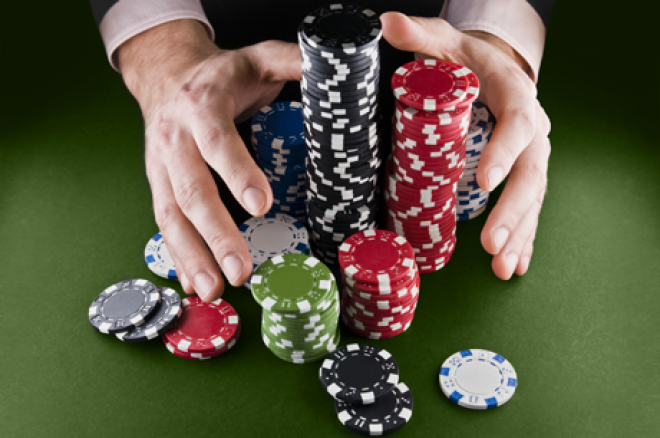 Pokerio strategija: Banko kontrolė. Trečia dalis 0001