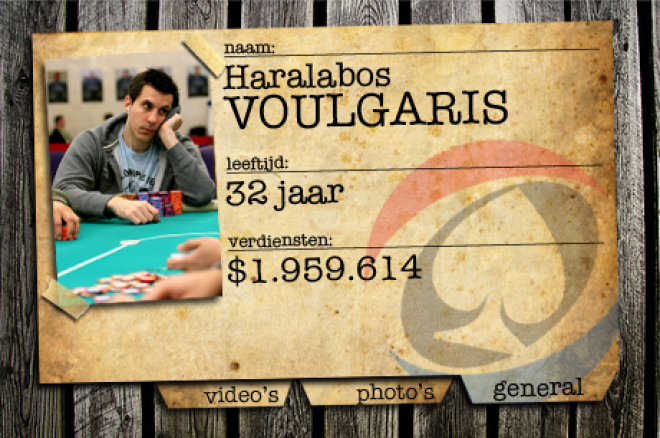 PokerNews Background Check: Haralabos Voulgaris