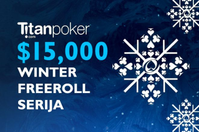 Ostalo je Dva $1,000 Turnira iz Titan Poker Winter Freeroll Serije 0001