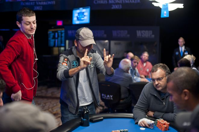 Dwan ja Blom vauhdissa Full Tilt Pokerilla 0001