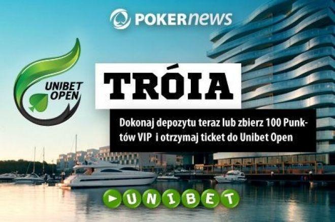 Zagraj w Unibet Open Tóia dzięki darmowemu ticketowi do satelity z wpisowym €11 0001