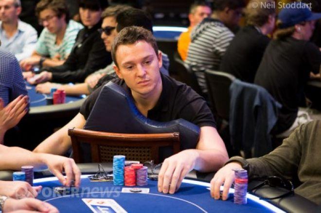 Sam Trickett:参战2013 聚会扑克第一联盟挑战赛 0001