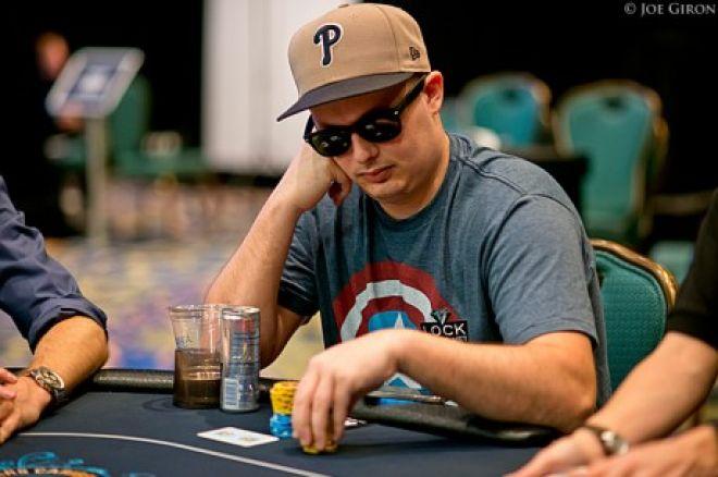 Paul Volpe: 2013WPT海湾101明星赛再进最终桌 0001