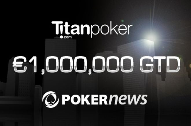 Win a Titan Poker Package to the €1,000,000 Italian Poker Open 0001