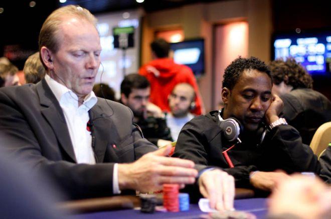 PokerStars EPT Londen - Dag 2: Lüske, Visser, Heemskerk en Refos naar dag 3