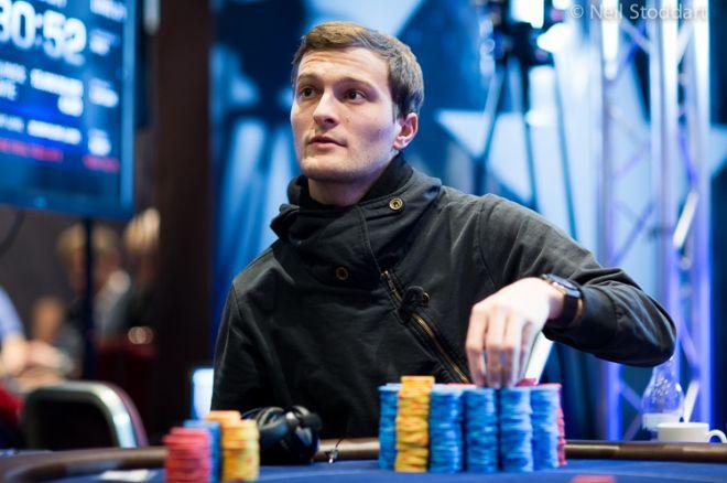 PokerStars EPT Londen - Dag 5: Ruben Visser tweede in chips aan de finaletafel, O'Dwyer aan kop