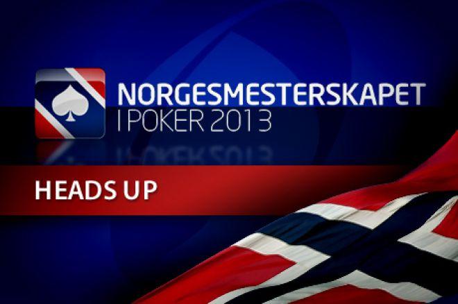 Norgesmesterskapet i Poker 2013 - Heads Up 0001