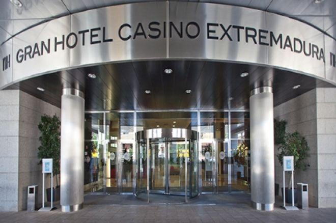 Torneo de póker en Gran Casino Extremadura 0001
