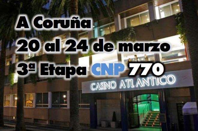 El CNP770 se disputará en A Coruña este próximo fín de semana 0001
