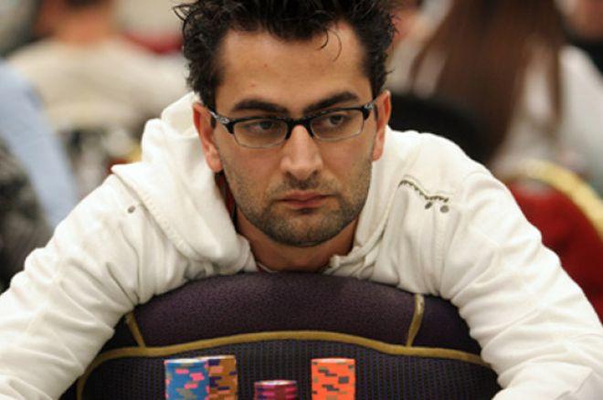 Dan Shak wygrywa drugi mecz grupy B. Esfandiari najlepszy  w trzecim meczu grupy B 0001