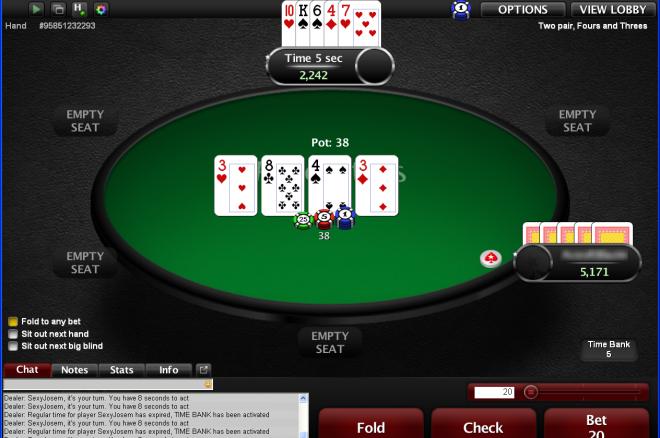 PokerStars lanserer nye Omaha spill 0001