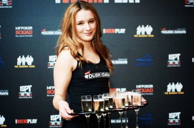 UK's Poker Finest Attend Official ISPT Launch Party at the Mayfair Hotel 0001