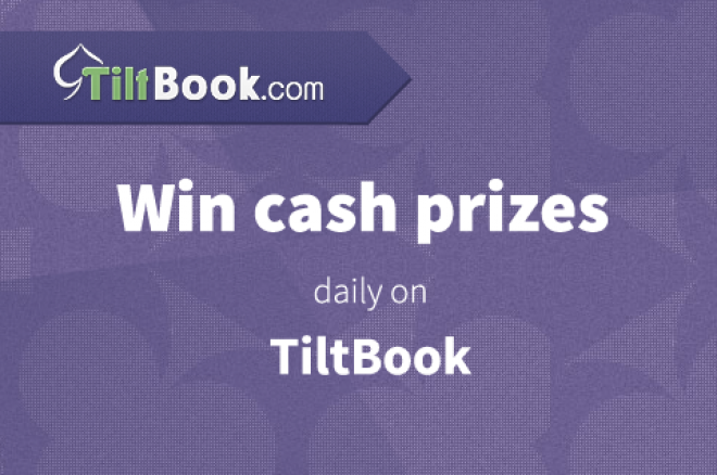 Win Daily Cash Prizes on TiltBook 0001