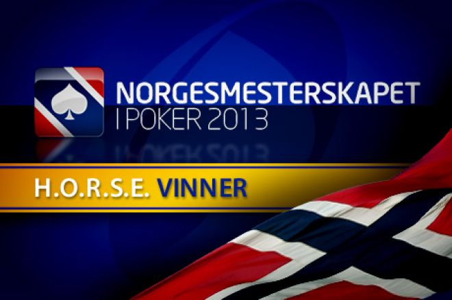 Tarjei Forus vant H.O.R.S.E foran Thor Hansen 0001