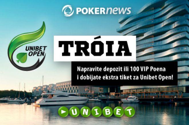 Osvoji €11 Tiket Tokom Marta i Možeš Se Kvalifikovati na Unibet Open Tróia 0001