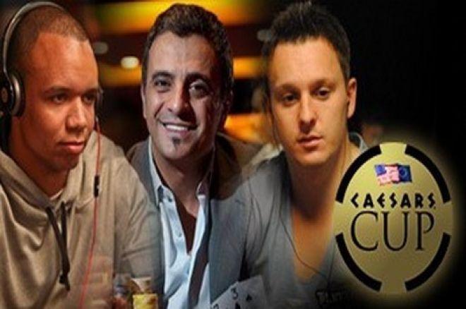 Caesars Cup: Znamy kapitanów drużyn z Europy, Ameryki i Azji/Pacyfiku 0001