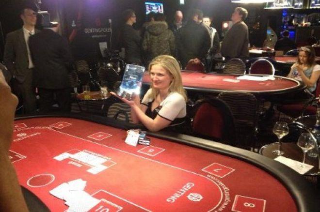Elżbieta Biessek wygrała turniej GPS Newcastle Main Event (£38,750) 0001