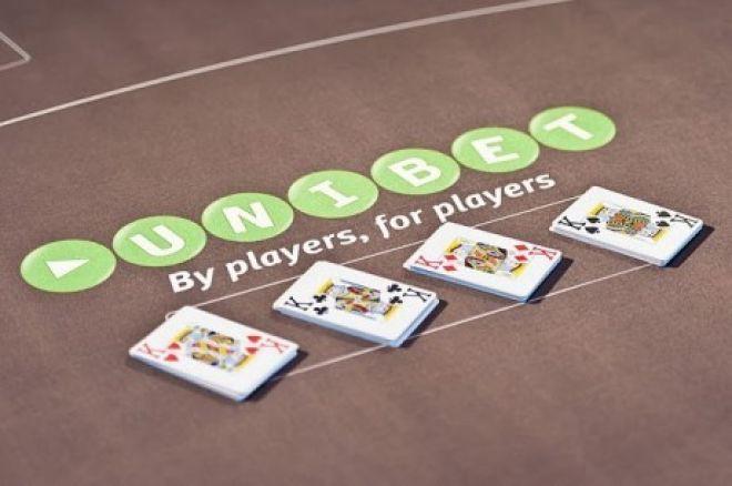 unibet poker rake race