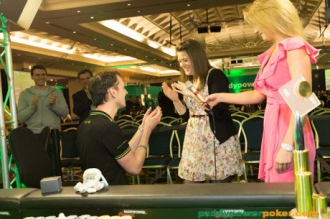 Ian Simpson wygrywa Irish Open 2013 i oświadcza się dziewczynie 0001