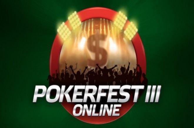 PartyPoker Weekly: Pokerfest III startuje 21 kwietnia 0001
