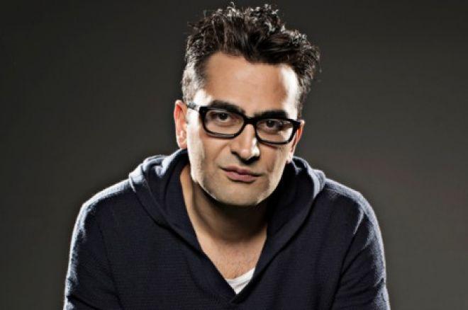 Antonio Esfandiari成为极限扑克代言人 0001