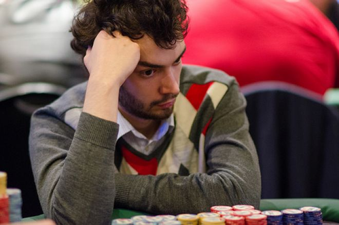 2013 World Poker Tour Barcelona Day 2: Alekberovas Ahead of the Rest 0001