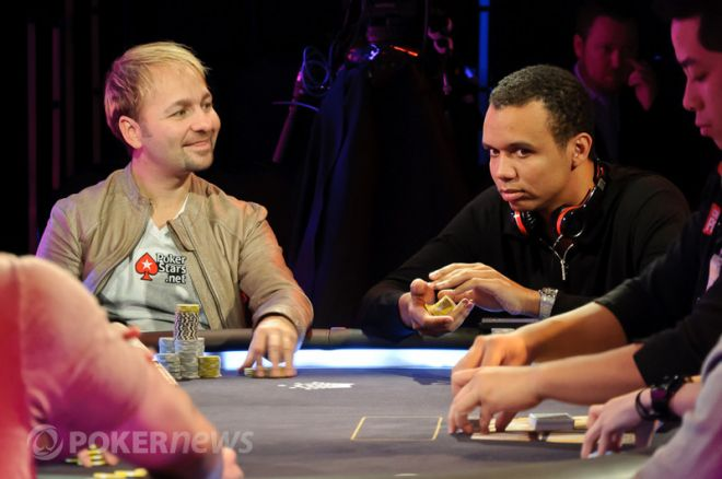 Ivey and Negreanu
