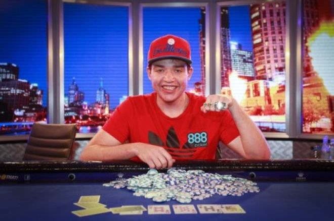 Jim Collopy  wygrywa WSOP Asia Pacific Event #2 0001