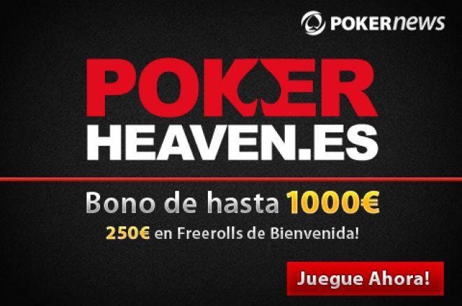 Poker Heaven muchos Torneos y Freeroll 250€ Garantizados. 0001