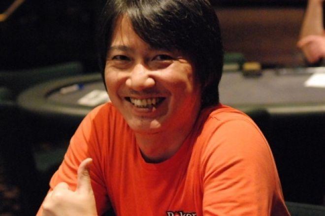 日本人ポーカープレーヤー、Masaaki Kagawaとは? 0001
