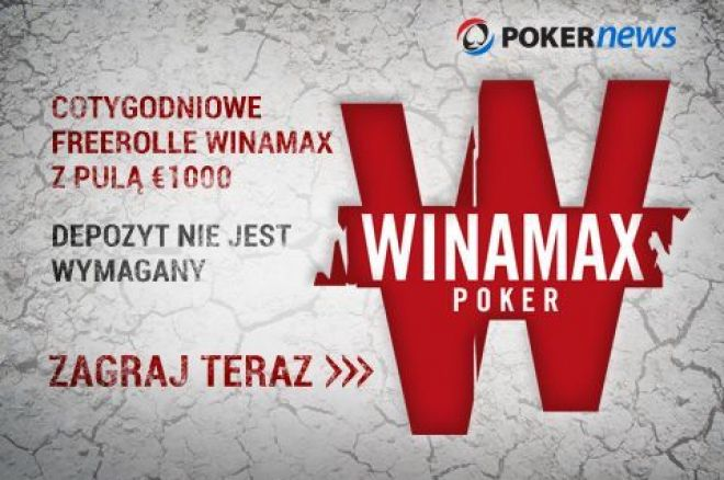 Zwiększ swój profit z gry do maksimum w naszej serii freerolli na Winamax z pulą €1,000 0001