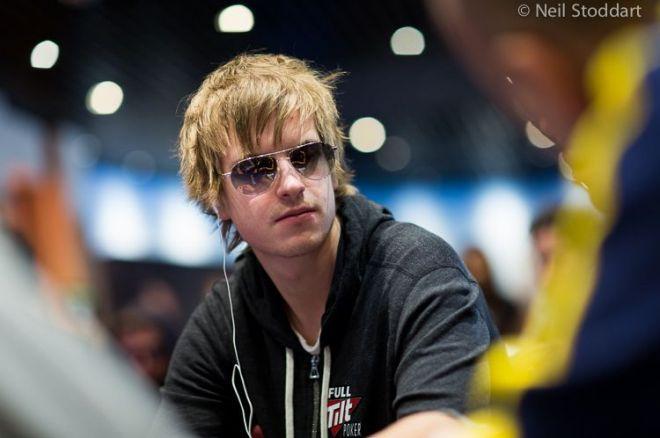 PokerNyheter 15. april, 2013 - Blom tapte over $1 400 000 0001