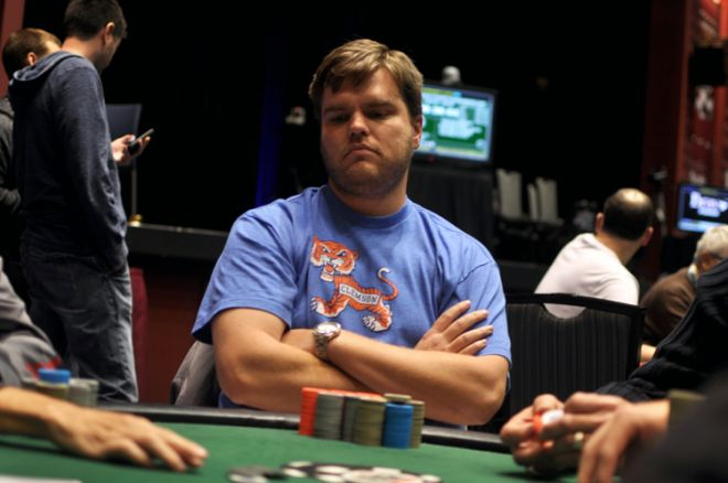 2012-13 WSOP Circuit Harrah's Cherokee Main Event Day 2: Henderson Leads Final 11 0001