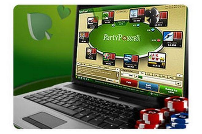 Ruch na stronach pokerowych - Nieoczekiwany spadek PartyPoker 0001