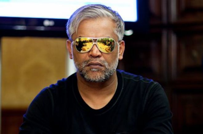 Ayaz Dr.Machine Manji foi 2º no Super Tuesday ($74,200) 0001