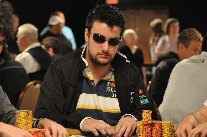 André Coimbra empeñado en el challenge 0001
