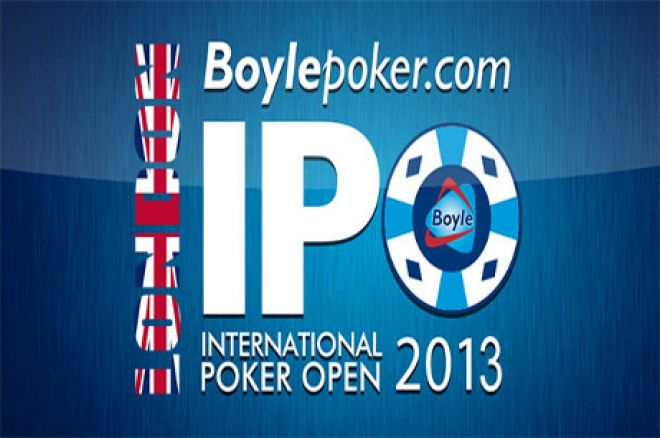 Boyle Poker IPO London