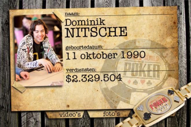 PokerNews Background Check: Dominik Nitsche