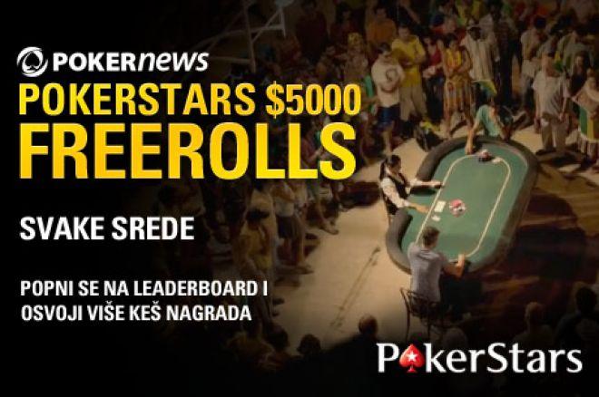 Samo Dve Šanse Ostale Su u $67,500 PokerNews Freeroll Seriji na PokerStarsu! 0001
