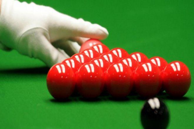 Grosvenor Casinos Launch First World Snooker Championship Poker Tournament 0001