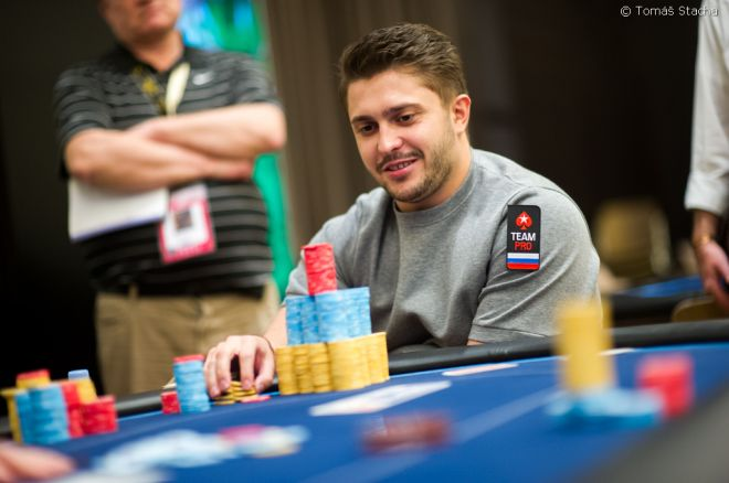 2013 European Poker Tour Berlin High Roller Day 2: Team Pro Lykov Leads Final Seven 0001