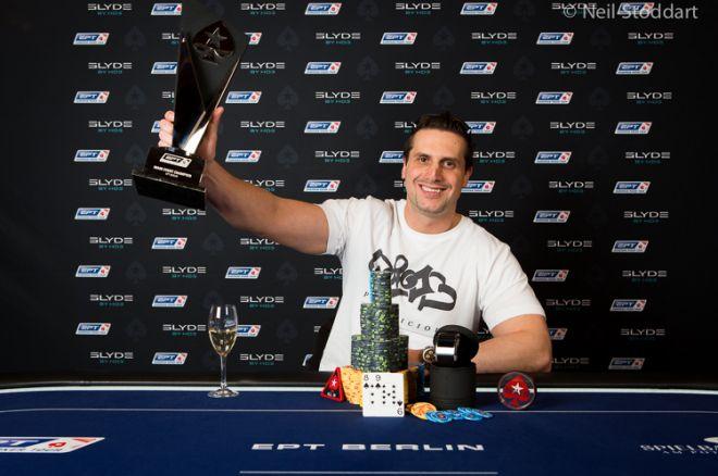 EPT Berlijn - Daniel Pidun wint, Pascal Vos vierde voor €255.000