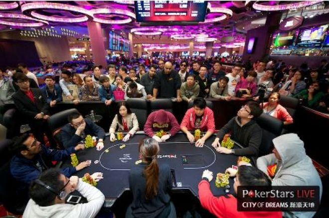 Indian player updates from the Red Dragon and the Asian Poker Tour 0001