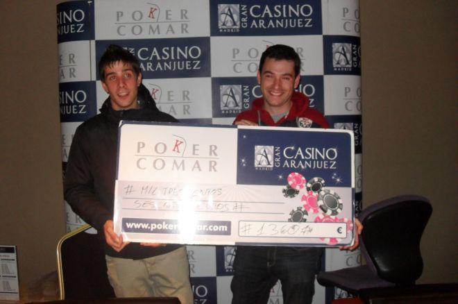 Torneo Semanal en Casino de Aranjuez 0001