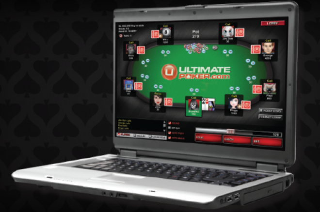 Ultimate Poker to Deal Historic First Legal Hand of Online Poker at 9 a.m. PST 0001