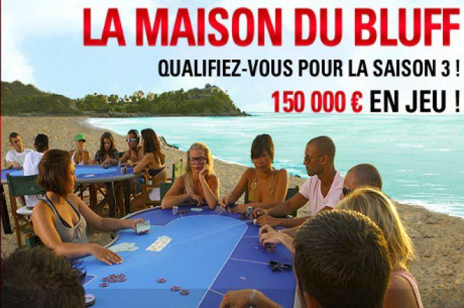 pokerstars fr freeroll la maison du bluff trois packages 700 pokernews